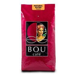 Kawa ziarnista BOU cafe NATURAL EXTRA 1 kg