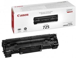 Toner oryginalny Canon 725