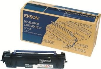 Toner oryginalny Epson C13S050087