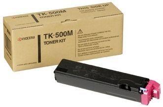 Toner oryginalny Kyocera TK-500M