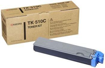 Toner oryginalny Kyocera TK-510C
