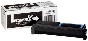 Toner oryginalny Kyocera TK-550K