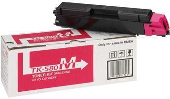 Toner oryginalny Kyocera TK-580M
