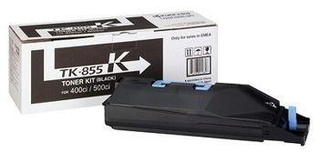 Toner oryginalny Kyocera TK-855K