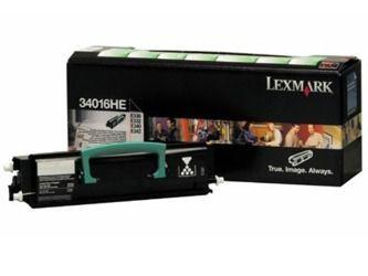 Toner oryginalny Lexmark 34016HE