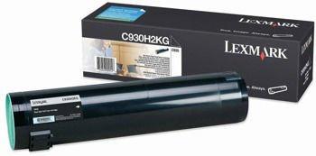 Toner oryginalny Lexmark C930H2KG