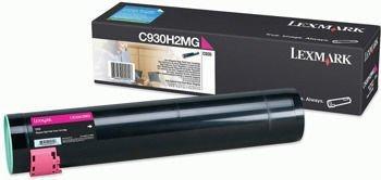 Toner oryginalny Lexmark C930H2MG