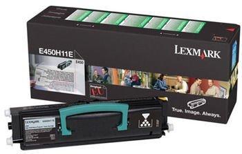Toner oryginalny Lexmark E450H11E