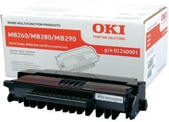 Toner oryginalny Oki 01240001