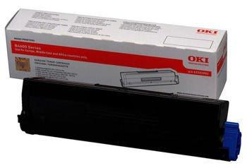 Toner oryginalny Oki 43502002