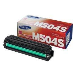 Toner oryginalny Samsung CLT-M504S
