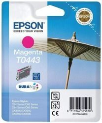 Tusz oryginalny Epson T0443 M