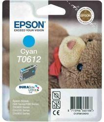 Tusz oryginalny Epson T0612 C