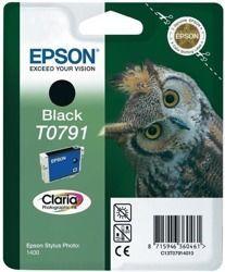 Tusz oryginalny Epson T0791 BK