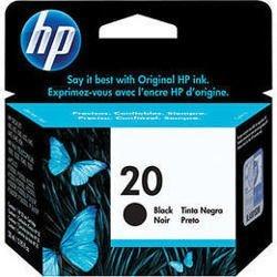 Tusz oryginalny HP 20 BK (C6614DE)