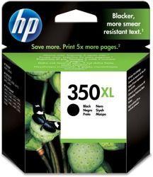 Tusz oryginalny HP 350XL BK (CB336EE)