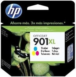 Tusz oryginalny HP 901 CMY (CC656AE)