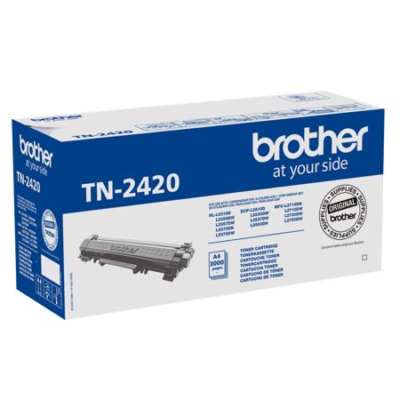 Toner oryginalny Brother TN-2420