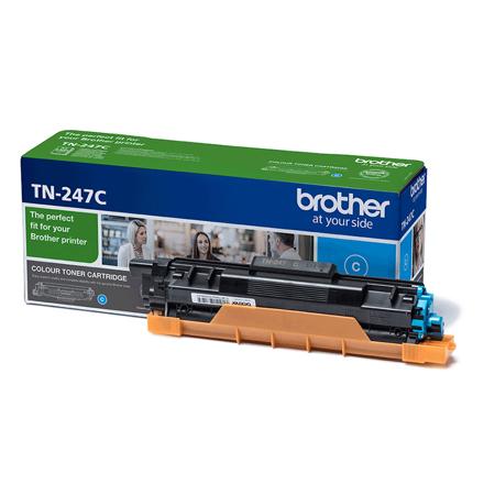Toner oryginalny Brother TN-247 C