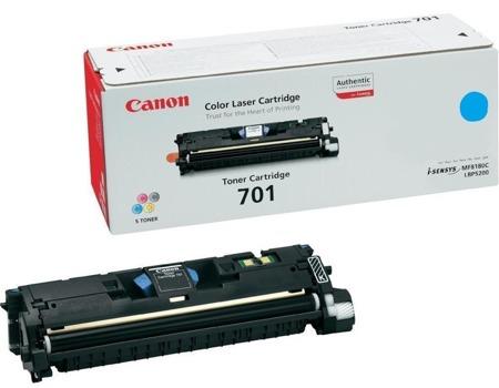 Toner oryginalny Canon 701C