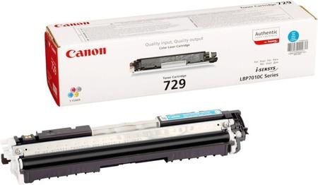 Toner oryginalny Canon 729C