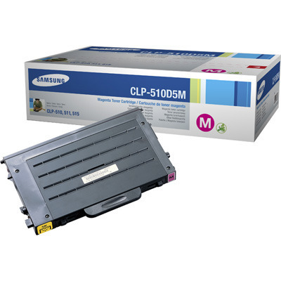 Toner oryginalny Samsung CLP-510D5M