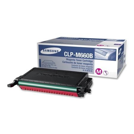 Toner oryginalny Samsung CLP-M660B