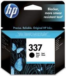 Tusz oryginalny HP 337 BK (C9364EE)