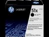 Toner oryginalny HP 51X, Q7551X