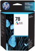 Tusz oryginalny HP 78 CMY (C6578A)